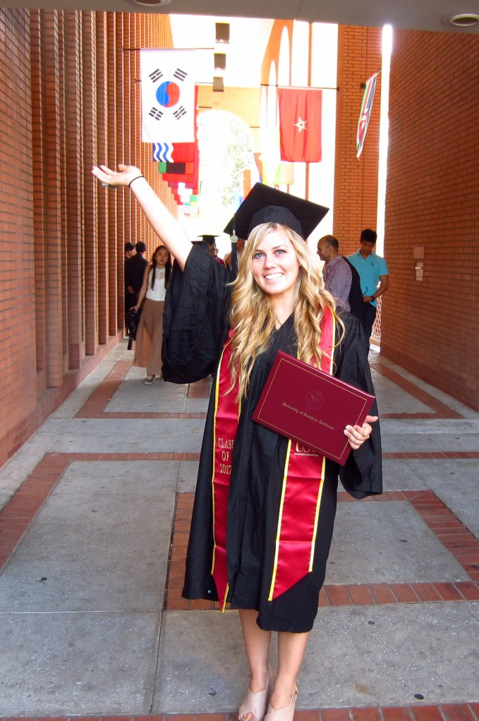 USC VKC graduation college