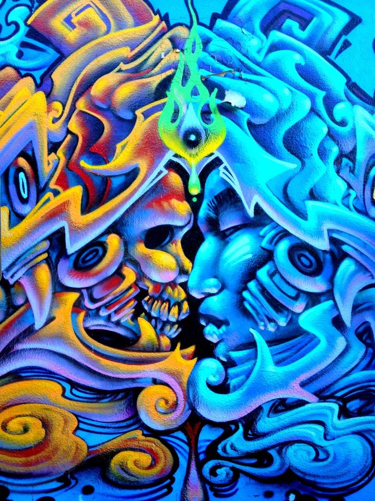 Street Art San Francisco Mission District