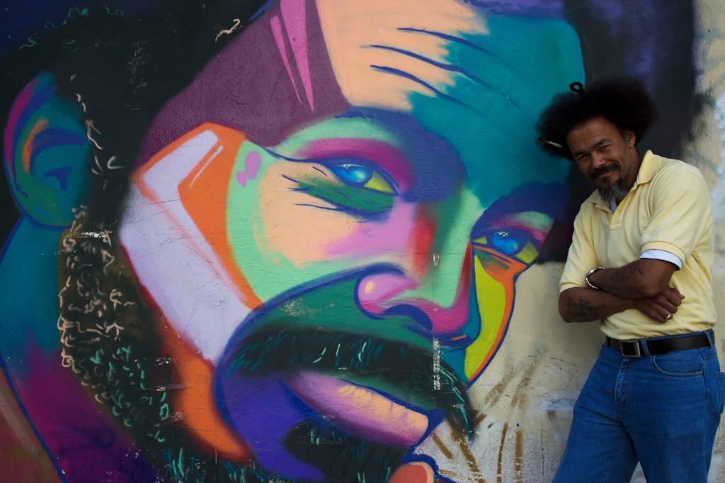 Art Walk Crewest Mural