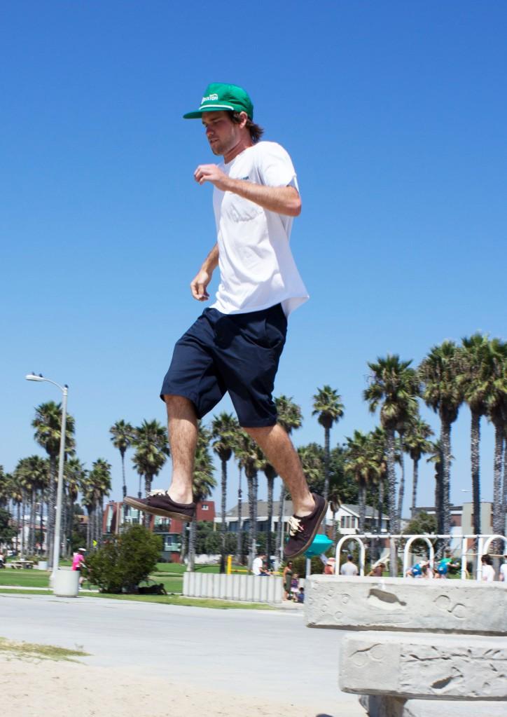 Jump Venice Beach