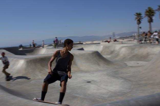 Skater Venice Beach