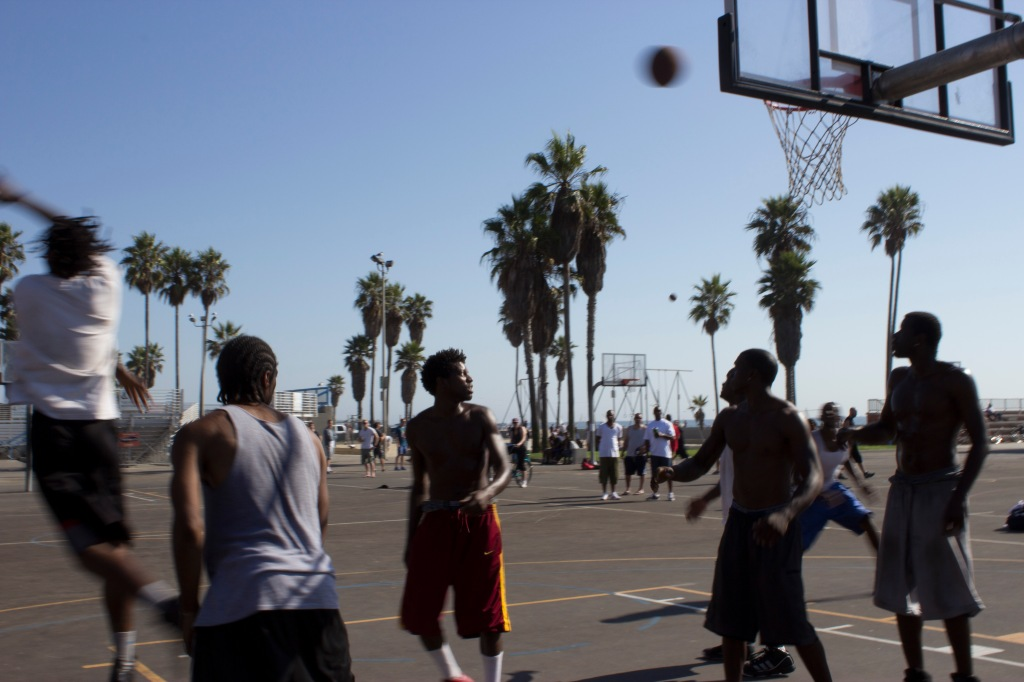 Basketball Venice Beach