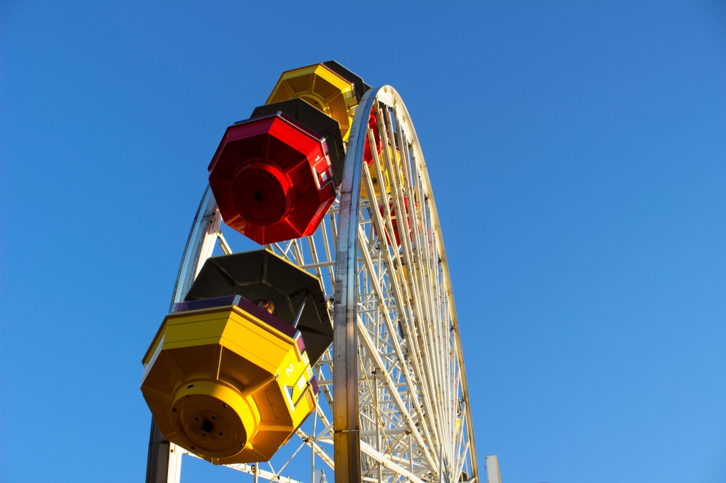 Ferris Wheel Carriages