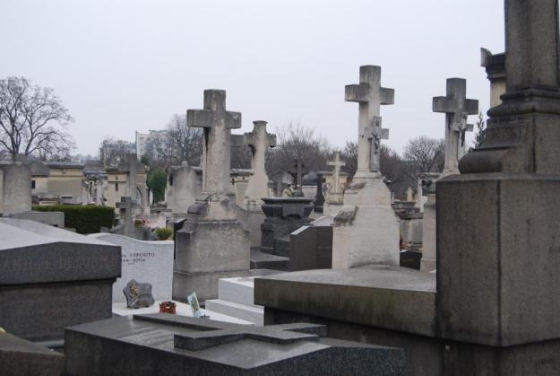 Paris Cemetary