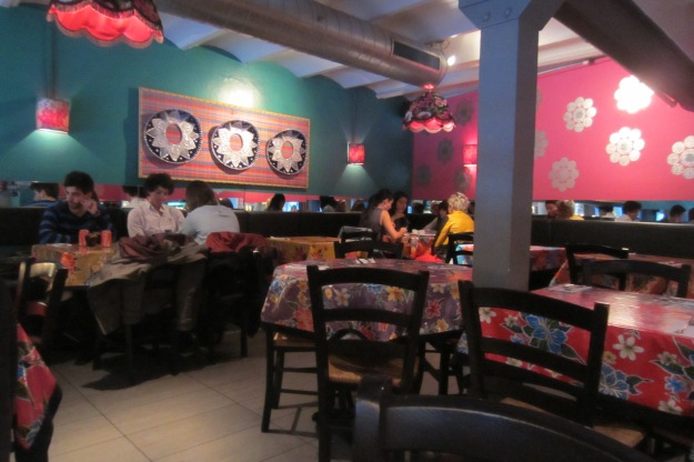 La Rosa Negra Mexican Food