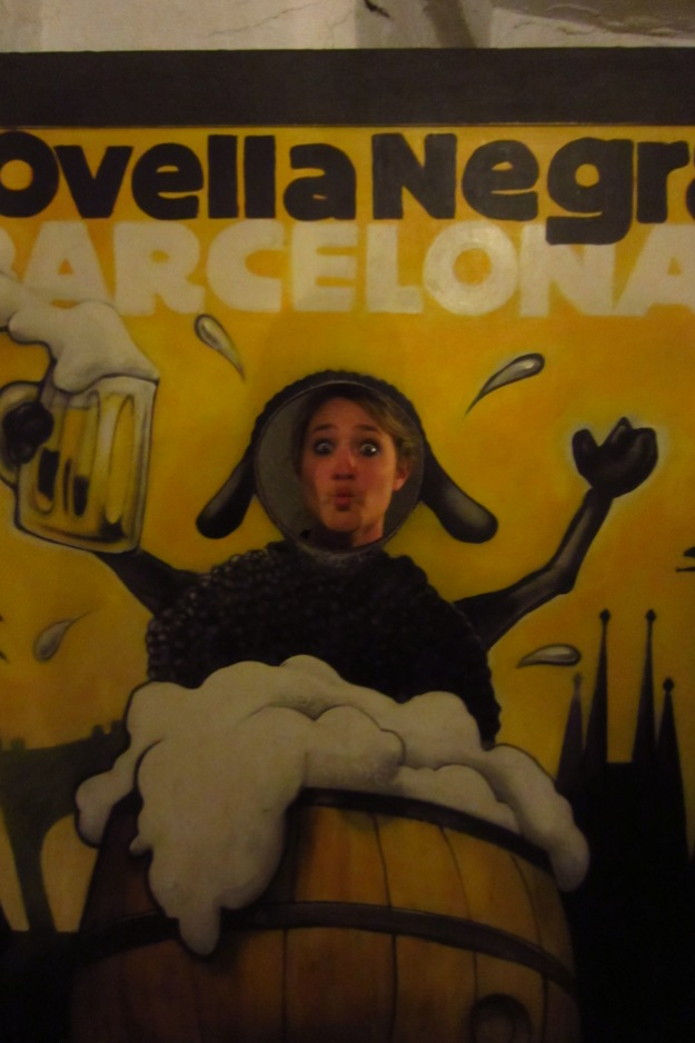 Lauren Barcelona