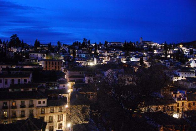 Granda by night