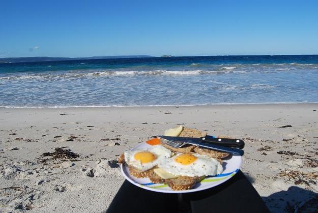 Breakfast in Albany