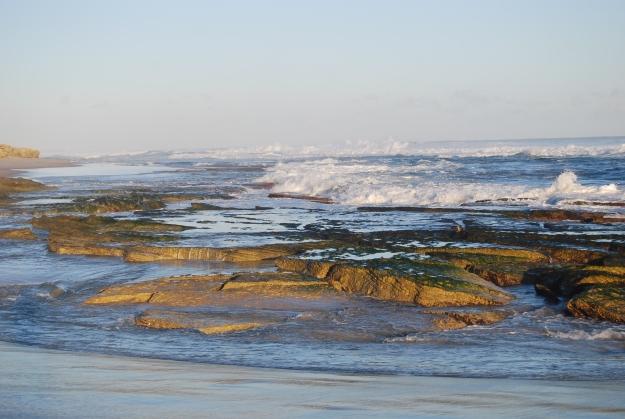 Rocks at Light's Beach