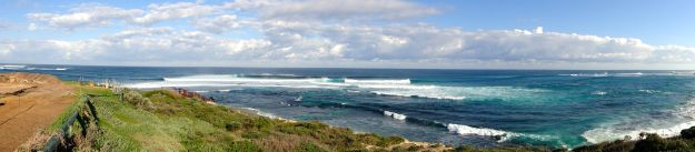 A great view of Margaret River