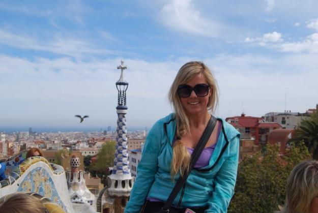 Taken during my happier Barcelona days