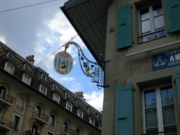 buildings Lausanne